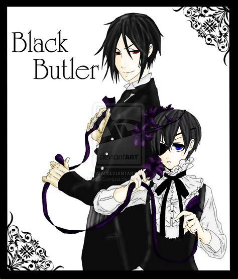 black butler black butler publish with glogster