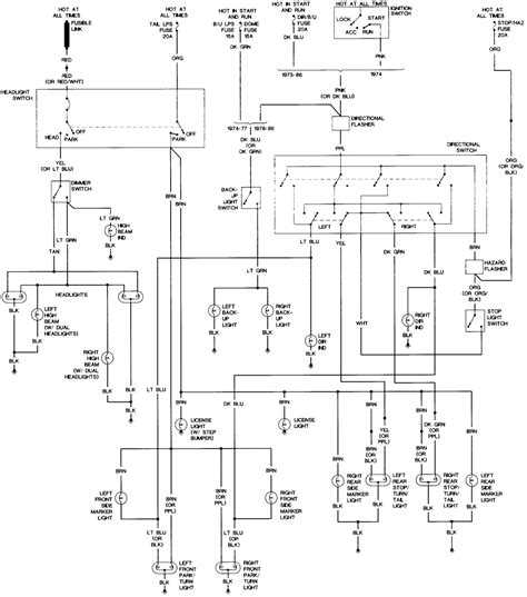 1997 chevrolet p30 wiring diagram chevrolet auto wiring diagram i have a 1977 chevy van and i need to figure out why the turn signals are not working where