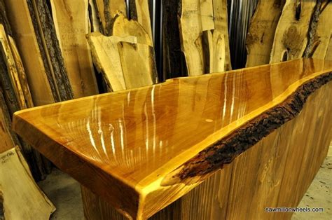 Kitchen Island Table On Wheels live edge natural edge wood slabs for sale