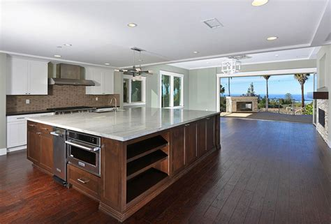 large kitchen designs with islands 53 high end contemporary kitchen designs with