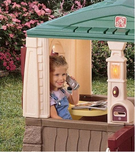 step2 naturally playful neat and tidy cottage 10 best step2 outdoor playhouses best deals for