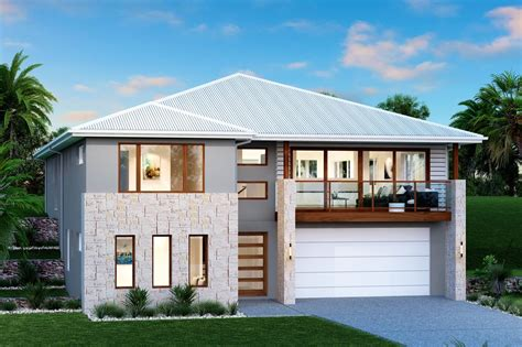 house plans and design modern house plans split stamford 317 home designs in new south wales g j gardner homes