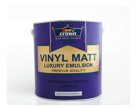 acrylic paint kenya crown luxury matt emulsion crown paints kenya ltd