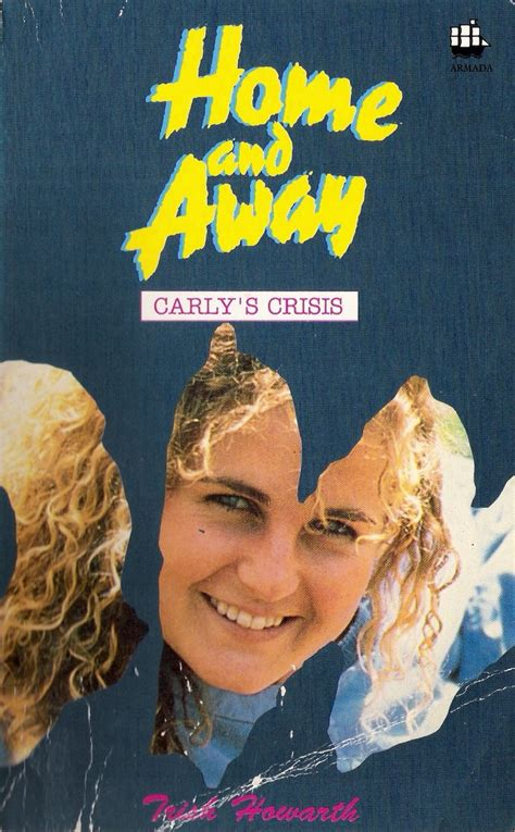 home and away picture book 80s actual home and away