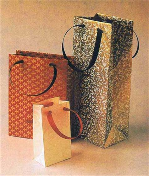 how to make craft paper bags paper gift bags