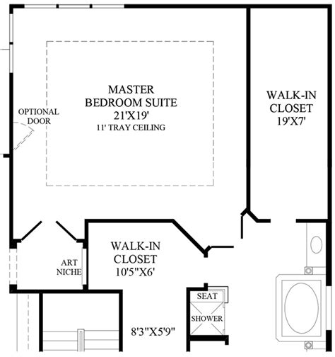 master suite plans master bedroom diions ideas and standard size images