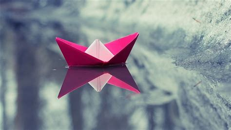 high quality origami paper paper boat origami high quality hd wallpaper view
