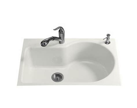 discontinued kitchen sinks kohler k 5986 5 0 entree tm tile in kitchen sink with