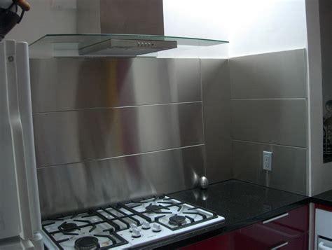 sheets of stainless steel for backsplash stainless steel backsplash sheets and panels home design