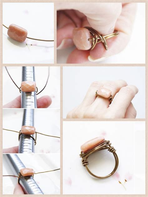 Best 25 Diy Rings Ideas On