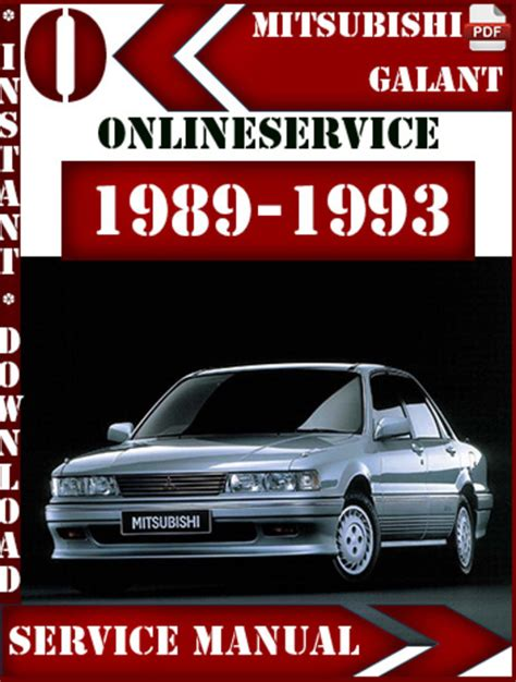 free online auto service manuals 2007 mitsubishi galant electronic valve timing service manual 1989 mitsubishi galant repair manual free download mitsubishi galant 1989