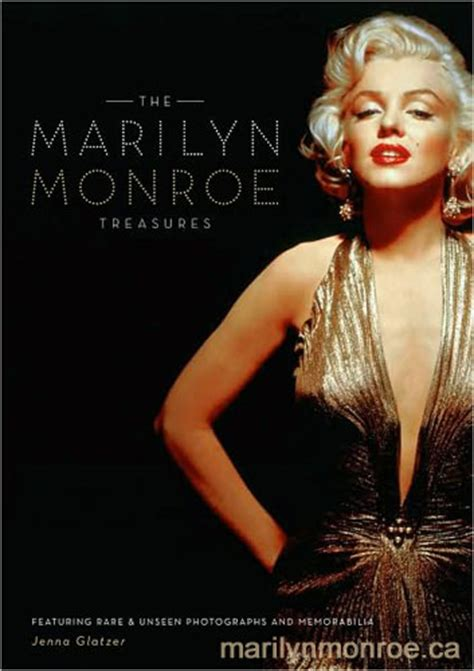 marilyn picture book the marilyn treasures by glatzer