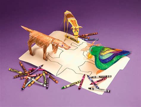 amazing crafts for amazing animals craft crayola