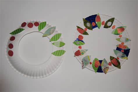 paper wreath craft boogaloo paper wreath craft for