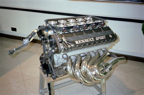 Renault F1 Engine by Renault F1 V10 Engine Williams Grand Prix Collection Oc