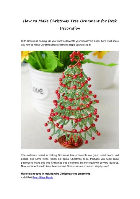 tree ornaments to make at home how to make tree ornaments at home 28 images wonderful