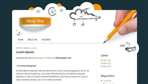 designer blogs design template btemplates