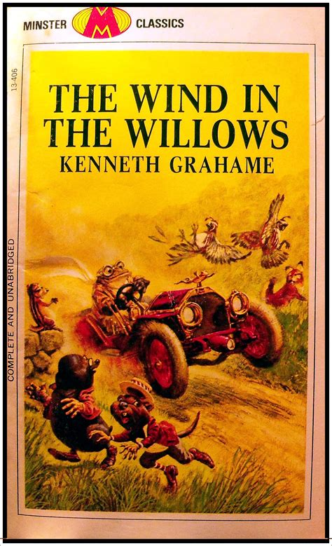 wind in the willows picture book lancer books my haunted