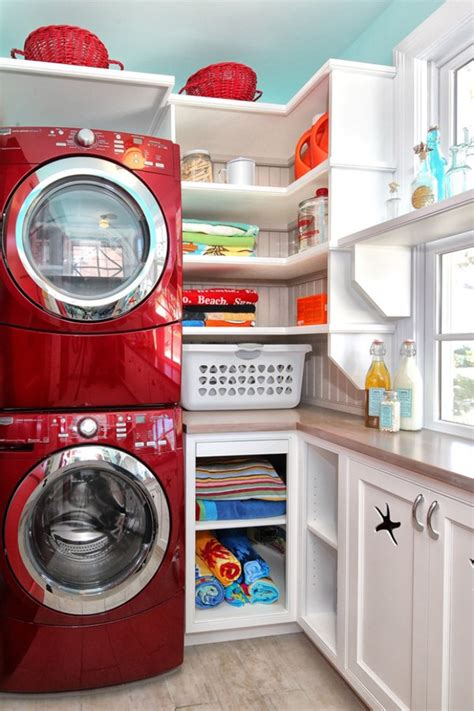 small laundry room storage 10 clever small laundry room storage and organization