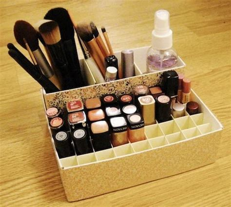 diy step up box 25 diy makeup storage ideas and tutorials hative