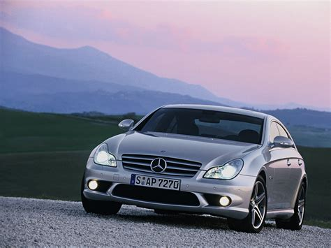 2007 Mercedes Cls63 Amg by Mercedes Cls 63 Amg 2007 Www Pixshark Images
