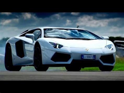Lamborghini Aventador   Top Gear   BBC   YouTube