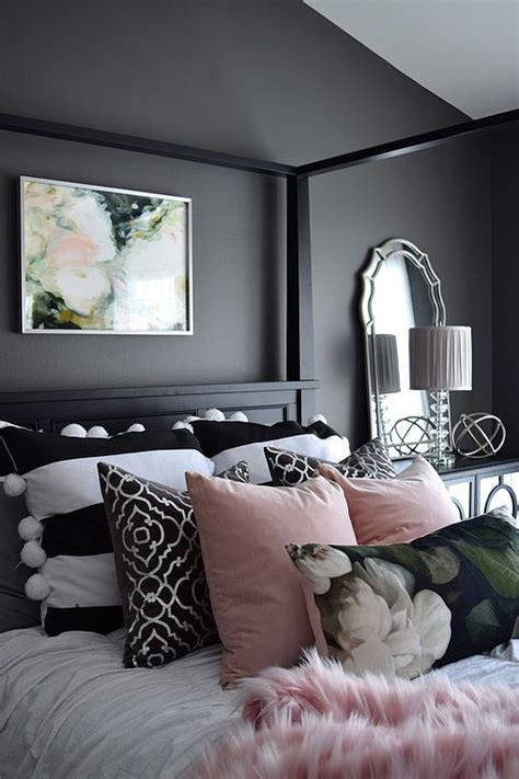 black and pink bedroom furniture 25 best ideas about black bedrooms on black