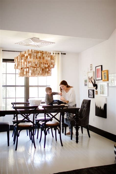 z gallerie chandelier black and white dining room owens and davis