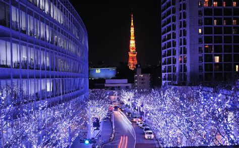 toyo lights the best 5 of lovely lights in tokyo