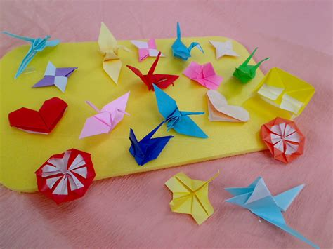 japanese origami fold your into paper with origami japanese