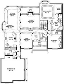 open floor plan home plans 654737 great 3 bedroom 3 bath house with open floor