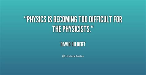 quotes about l quotes about physics quotesgram
