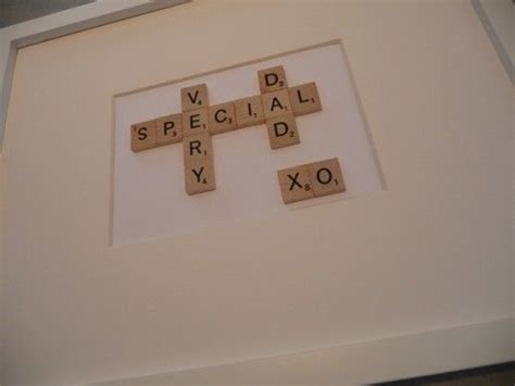 is fa a word in scrabble diy s day gift using scrabble letters shelterness