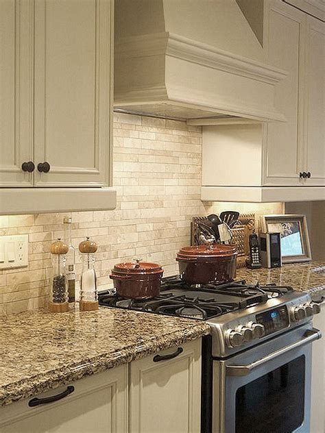 backsplash images for kitchens light ivory travertine kitchen subway backsplash tile