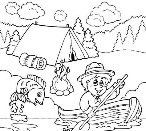 cub scout coloring pages coloring pages