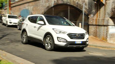 Hyundai Santa Fe 2015 by 2015 Hyundai Santa Fe Review Highlander Caradvice