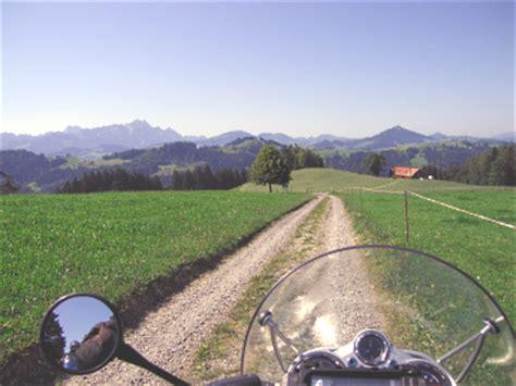 Motorrad Von Deutschland Nach Sterreich Importieren by Motorrad Touren De