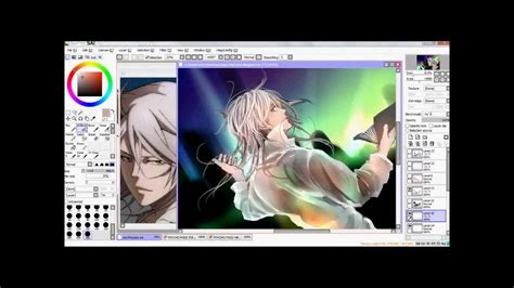 paint tool sai gmail kogami makishima psycho pass painting on paint tool sai