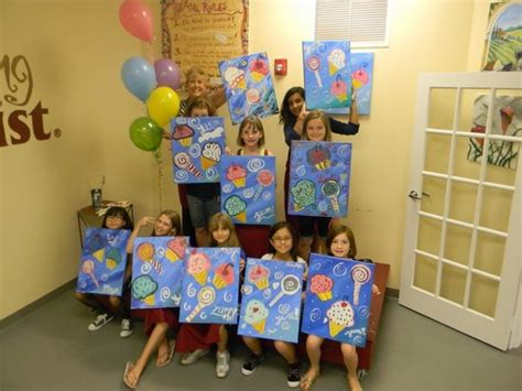paint with a twist las vegas 10 painters and the room is yours