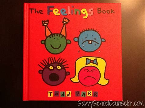 picture book lessons kindergarten savvy school counselor