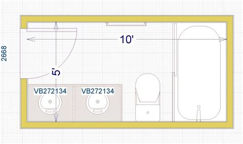 7 x 10 bathroom floor plans decoration ideas bathroom designs 10 x 10