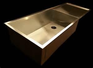kitchen sinks with drainboards zero radius drainboard single bowl kitchen sink with