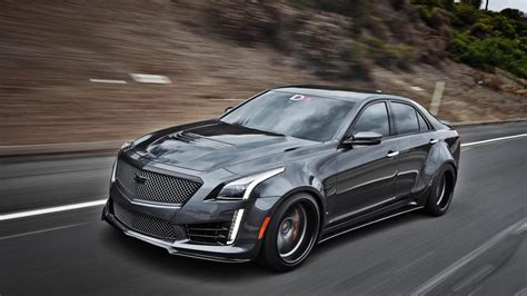 Cadillac Cts Vs Cts V by Widebody D3 Cadillac Cts V Is A Beast Gm Authority