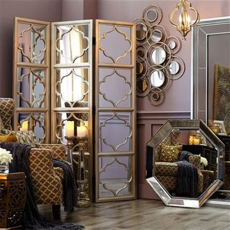 pier one room dividers helena room divider silver furniture