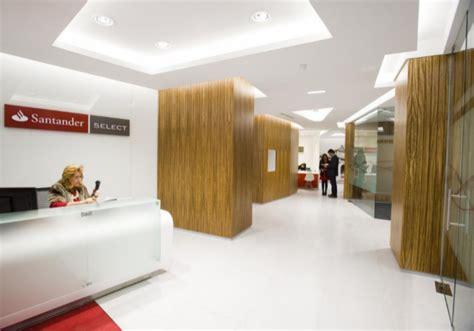 oficinas de banco santander santander espa 241 a inaugura las nuevas oficinas smart red