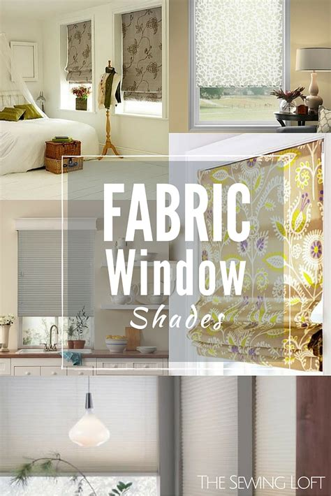 window treatment fabric window shades fabric window treatments the sewing loft