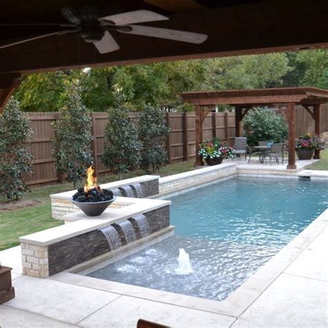 backyard inground pool designs 1529 best awesome inground pool designs images on