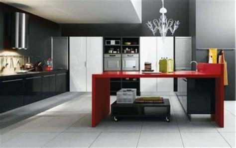 contemporary australian kitchen design 171 decora 199 195 o em preto e vermelho fotos