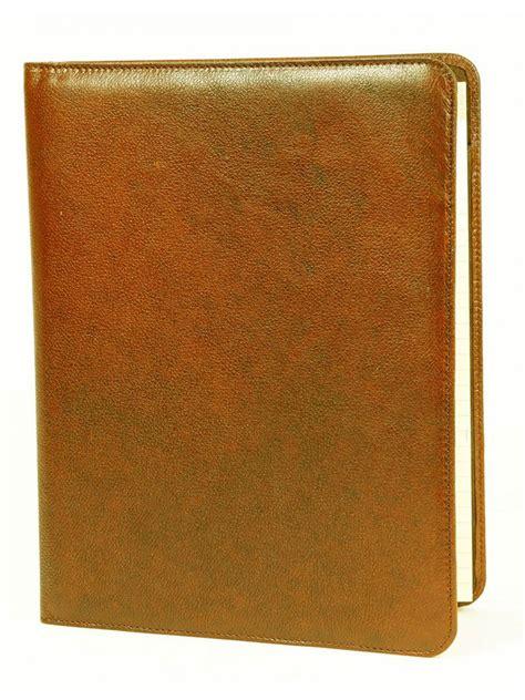 leather portfolio with zipper leather writing pad portfolio with zipper