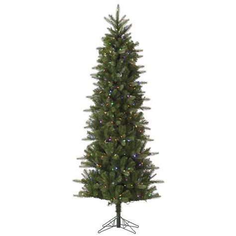 9 foot carolina pencil spruce tree multi color